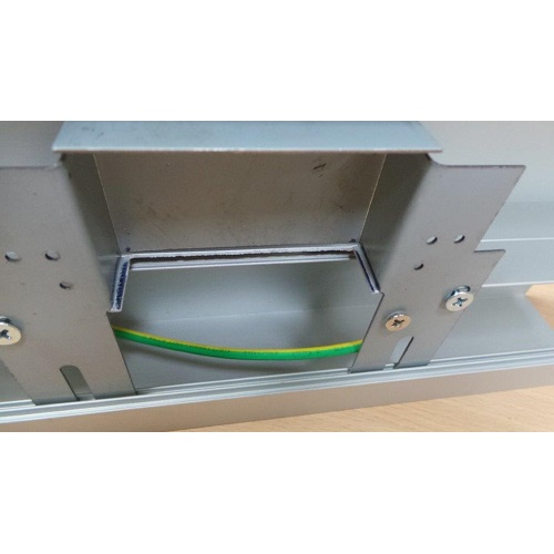 D150/50/2 with D/GPO backing plate